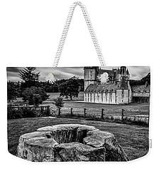 Castle Fraser Weekender Tote Bag by Dave Bowman