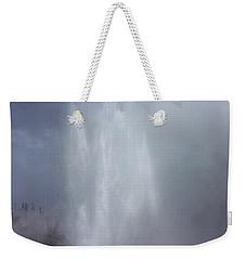 Castle Geyser In June Weekender Tote Bag