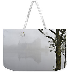 Castle Kilchurn Tree Weekender Tote Bag by Gary Eason