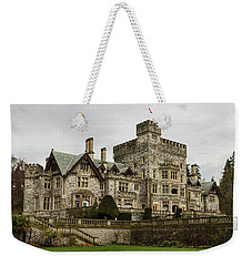 Hatley Castle Weekender Tote Bag by Marilyn Wilson