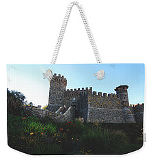 Castle Of Love Weekender Tote Bag by Laurie Search