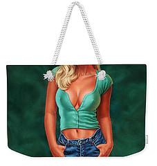 Casual Beauty Weekender Tote Bag