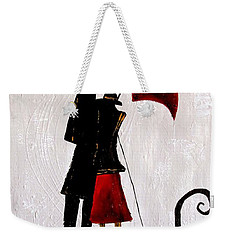 Cat 726 Weekender Tote Bag
