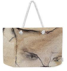 Cat In Wine 3 Weekender Tote Bag