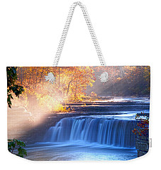 Cataract Falls Indiana Weekender Tote Bag
