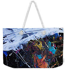 Catastrophe In The Cosmos Weekender Tote Bag