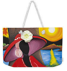 Catch Me In The Morning II Weekender Tote Bag