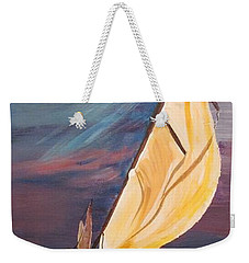 Catching The Wind Weekender Tote Bag