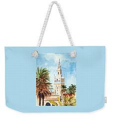Catedral De Sevilla Weekender Tote Bag