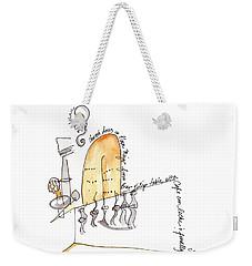 Cathedral Balustrade  Weekender Tote Bag
