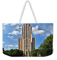 Cathedral Of Learning Pittsburgh Pa Weekender Tote Bag
