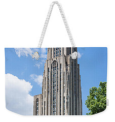 Cathedral Of Learning - Pittsburgh Pa Weekender Tote Bag
