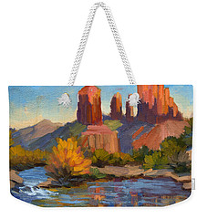 Cathedral Rock 2 Weekender Tote Bag by Diane McClary