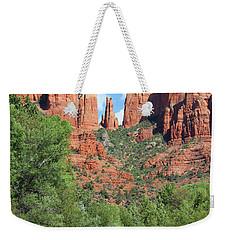 Cathedral Rock Sedona Weekender Tote Bag
