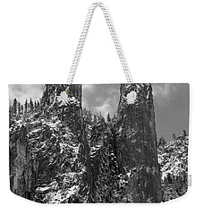 Cathedral Spires Weekender Tote Bag