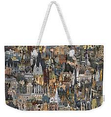 Cathedri Weekender Tote Bag