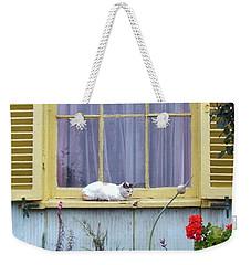 Catnap Weekender Tote Bag