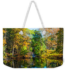 Catskill Mountains Weekender Tote Bag