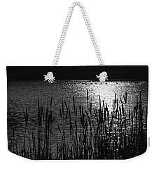 Cattails 2 Weekender Tote Bag