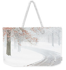 Caught In A Winter Wonderland Weekender Tote Bag