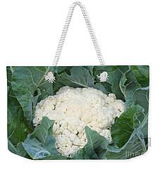Cauliflower Weekender Tote Bag by Carol Groenen