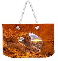 Cave Arch Weekender Tote Bag