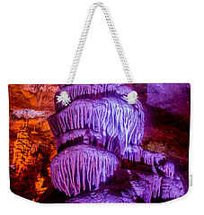 Cave Monster Weekender Tote Bag