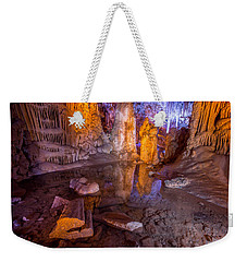 Cave Reflection Weekender Tote Bag