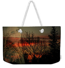 Weekender Tote Bag featuring the photograph Celebrate Life by Joyce Dickens