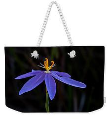 Celestial Lily Weekender Tote Bag by Paul Rebmann