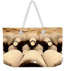 Cellar Dwellars Weekender Tote Bag