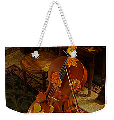 Cello Autumn 1 Weekender Tote Bag