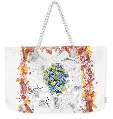 Cellular Generation Weekender Tote Bag