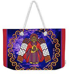 Celtic Angel Rising Weekender Tote Bag