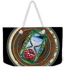 Celtic Eternity Weekender Tote Bag