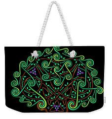 Celtic Tree Of Life Weekender Tote Bag
