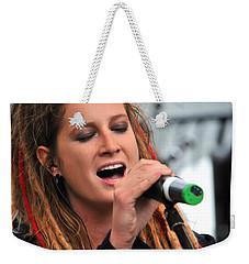 Celtica's Josy Svajda Weekender Tote Bag