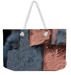 Cemetery Cross - Hvar Croatia Weekender Tote Bag