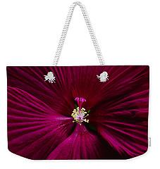 Center Folds Weekender Tote Bag