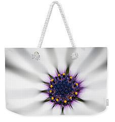 Center Of Life Weekender Tote Bag