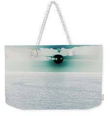Center Sun Weekender Tote Bag