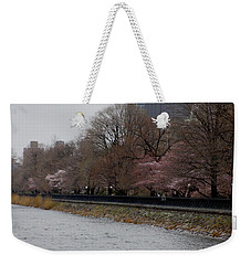 Central Park 4 Weekender Tote Bag