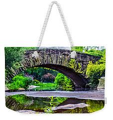 Central Park Nature Oasis Weekender Tote Bag