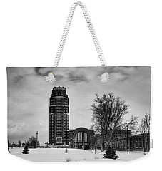 Central Terminal 4431 Weekender Tote Bag by Guy Whiteley