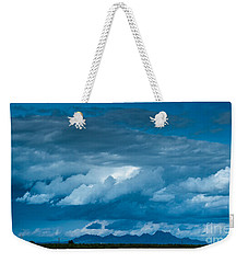 Central Valley Clouds Weekender Tote Bag