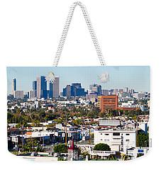 Century City, Beverly Hills, Wilshire Weekender Tote Bag