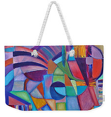 Cerebral Decor # 2 Weekender Tote Bag