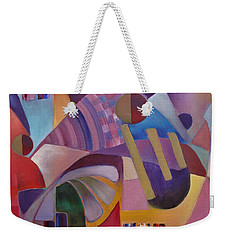 Cerebral Decor Weekender Tote Bag