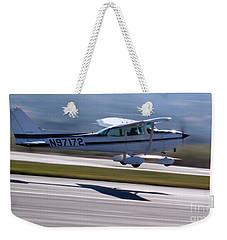 Cessna Takeoff Weekender Tote Bag