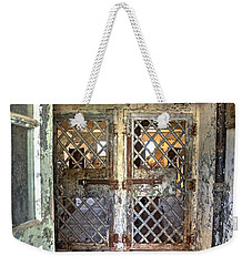 Chain Gang-3 Weekender Tote Bag by Charles Hite